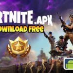 Game Fortnite APK download for android free 2018 (UK)
