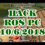 ROS PC 6.0 Hack Wall, AimBot, Speed Cách Hack Rules of