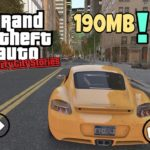 190 MB GTA LCS For Android (APK+OBB) Download