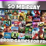 50 MB play Any Android game for free without Downloading