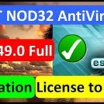 ESET NOD32 AntiVirus 11.2.49.0 License Key Full Crack Activation