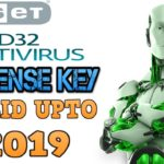 Eset Nod32 Antivirus Valid License Key Upto 2019 100 Working Key
