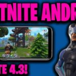 FORTNITE ANDROID – Download Fortnite Android (NEW APK UPDATE)