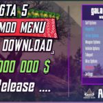 GTA 5 PC Online 1.43 Mod Menu – Galaxy wMoney Hack (FREE