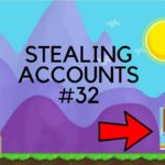Growtopia Stealing Accounts 32 40+DLS Rings Goblin