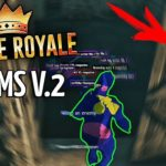Hack Cuisine Royale Aimbot+ESP+WH+ANTIBAN, NEW CHAMS Cheat