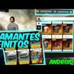 INCRIVEL FREE FIRE BATTLEGROUDS HACK de DIAMANTES e MOEDAS