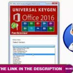 Office 2016 Product Key 100 Working Universal Keygen