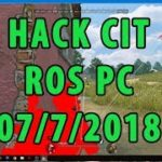 ROS PC 6.0 Part 4 Hack Wall, AimBot, Speed Cách Hack