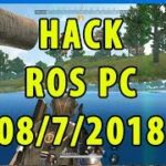 ROS PC 8.0 Hack Wall, AimBot, Speed Cách Hack Rules of