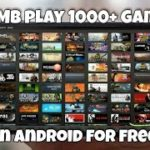10 MB play now 1000+ games on Android for free