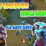 CHEAT COOLDOWN SEMUA HERO TANK – Mobile Legends Indonesia