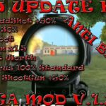 CHEAT FREE FIRE NEW UPDATE MEGA MOD V1.21.3 ANTI BANNED (Link
