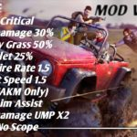 CheatHack Terbaru Free Fire MOD V1.20.6, High Critical, Damage