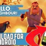 Download Hello neighbor Solve Not compatible problem in