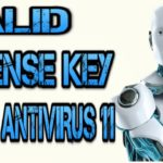 ESET NOD32 ANTIVIRUS 11 VALID LICENSE KEYS 2018