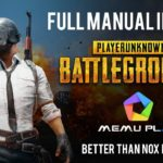 How to play PUBG Mobile on PC using apk+obb files (better than