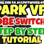 SPARK VPN GLOBE SWITCH UNLIMITED INTERNET TUTORIAL