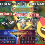 TERBARU MOBILE LEGENDS GM BOT SUPER MOD APK WORK 100000 NO