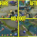 Trik Map Drone Mobile Legends NO ROOT, Map menjadi lebar NO