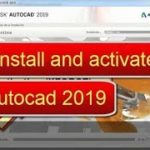 Activation of Autocad 2019 (Xforex 2019)