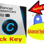 Advanced Systemcare 11 Key Pro Crack 2018