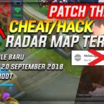 BARU CHEATHACK RADAR MAP PATCH THAMUZ TERBARU UPDATE 20
