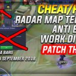 CHEATHACK RADAR MAP ANTI ERROR PATCH THAMUZ 100 WORK DI RANK –