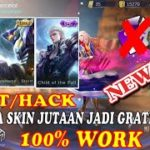 CHEATHACK SKIN MOBILE LEGENDS JUTAAN RUPIAH GRATIS NO ROOT 2018