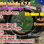 Cheat PUBG Mobile 0.7.5 Script GameDz FREE 1.5