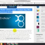 EndNote X9 Full Version Crack + Keygen With Activation Key