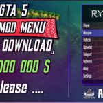 GTA 5 PC Online 1.44 Mod Menu – Ryzen wMoney Hack (FREE