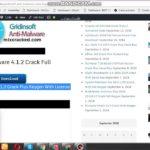 GridinSoft Anti-Malware 4.0.11 Crack + Serial Key Keygen Free