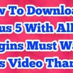 How To Download Edius 5 And Install All Plugins With Review