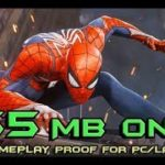 How To Download Homecoming Spiderman Game in PcLaptopIN JUST