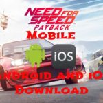 Need for Speed Payback Mobile (NFS Payback Android iOS)