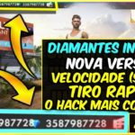 O MAIOR HACK para FREE FIRE BATTLEGROUDS com DANO AUMENTADO,