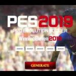 Pro Evolution Soccer 2019 Serial Key Download 😍😍😍