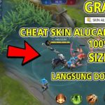 TUTORIAL CHEAT SCRIPT SEMUA SKIN MOBILE LEGENDS TANPA DIAMOND –