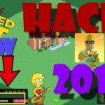 The Simpsons Tapped Out HackGet Unlimited Cash Free Donuts