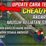 UPDATE CARA BARU CHEATHACK RADAR MAP TERBARU 2018 100 WORK