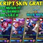 Update File Script Skin Squad S.A.B.E.R Gratis Mobile Legends No