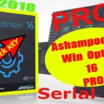 Ashampoo WinOptimizer 16 PRO Latest Serial Key Crack 2018
