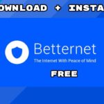 Betternet VPN Download And Install Free VPN Windows