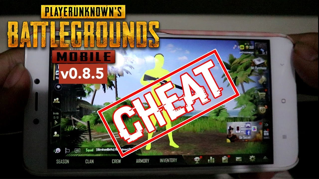 Anti Banned Cheat Hack Pubg Mobile 0 9 5 Aimbot No Recoil