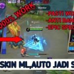 CARA CHEAT SKIN : AUTO JADI SULTAN ,1000 work