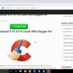 CCleaner Professional 5.47.6716 Crack Plus Keygen For MacWindows