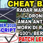 CHEAT RADAR MAP + DRONE VIEW PATCH LEOMORD ANTI EROR 100 WORK