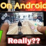 GTA 5 on Android Mobile Download GTA 5 On Android Really ???