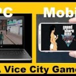GTA vice city game free download for PC and install Mobile GTA